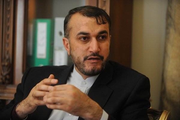 Amir-Abdollahian says Golan indivisible part of Syria