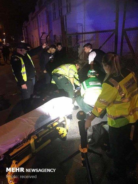 حمله به تجمع عزاداران حسینی در لندن