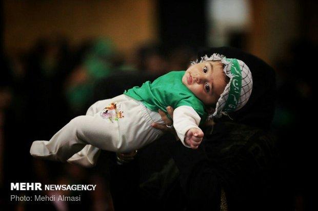 هجدهمین همایش شیرخواران مهدوی در بوشهر برگزار میشود