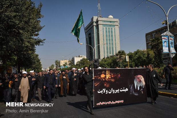 تاسوعای حسینی در شیراز