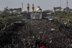 ذكرى استشهاد سيد شباب أهل الجنة الإمام الحسين (ع)