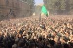 شور حسینی عزاداران لرستانی در جایگاه «ولایت» خرمآباد