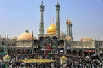 Hazrat Masoumeh (SA) Mausoleum hosts Ashura Day mourning ceremony