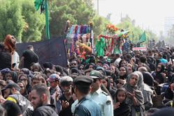 فعاليات إحياء يوم عاشوراء في مدينة بندر عباس