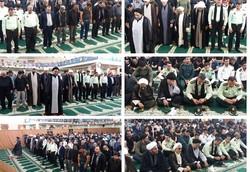 تجمع عزاداران حسینی در پایتخت انرژی کشور برگزار شد