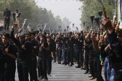 عزاداری مردم آذربایجان غربی در عاشورای حسینی