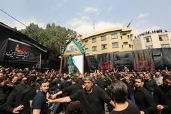 عزاداری روز عاشورای حسینی در امامزاده علیاکبر چیذر