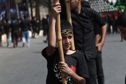 کردستان در عاشورای حسینی به سوگ نشست