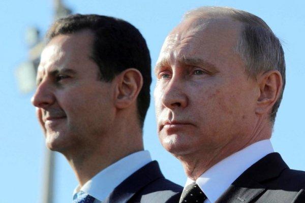 بشار اسد «خودبینی اسراییل» را عامل سقوط هواپیمای روسیه دانست