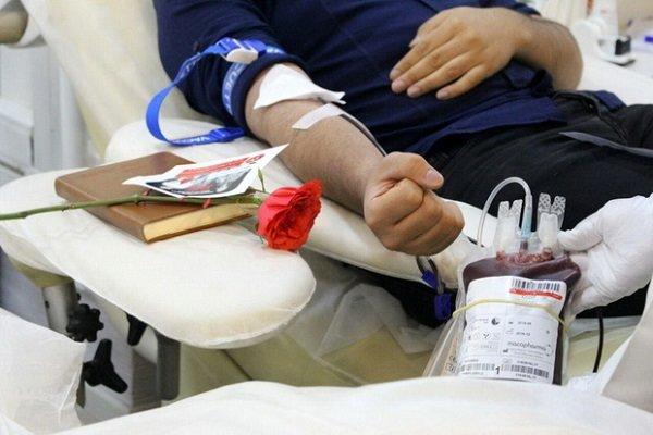نذر خون طی ایام اربعین در زنجان انجام می شود