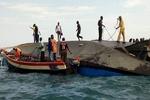 واژگونی کشتی در تانزانیا با ۴۰ کشته و ۲۵۰ مفقود