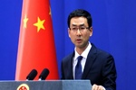 چین کا امریکہ کے غیر قانونی اقدام پر شدید اعتراض