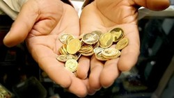 سکه طرح جدید امروز شنبه ۲۶ آبان، ۳.۸ میلیون تومان شد