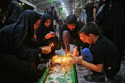 مراسم شام غریبان در شهرهای مختلف لرستان برگزار شد
