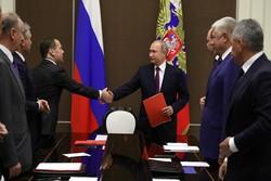 نشست شورایامنیتملی روسیه برای حفاظت از امنیت نظامیان در سوریه
