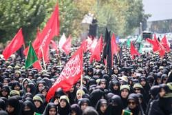 دسته عزای علوی در مشهد برپا شد