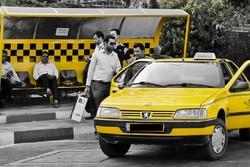 تاکسیهای کرج در ایام نوروز شیفت بندی میشوند