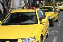 توزیع ۴۰۰ حلقه لاستیک با نرخ دولتی بین رانندگان تاکسی در بیرجند
