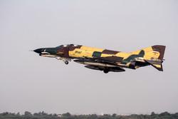 نیروی هوایی ارتش در اوج اقتدار و دفاع در راه امنیت کشور است