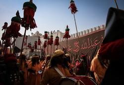 بحرین میں یوم عاشورا کی مناسبت سے عزاداری