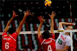 Iran loses 3-0 to Bulgaria at 2018 FIVB World Ch'ship