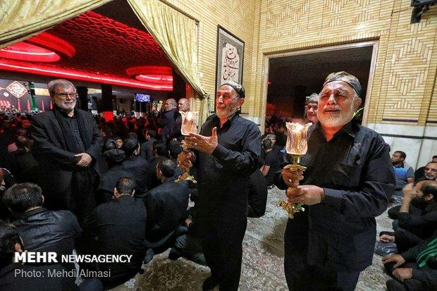 Night of Sham-e-Ghariban in Zanjan