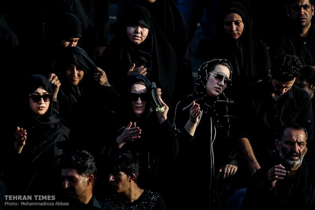 Millions of Iranians mark Ashura Day