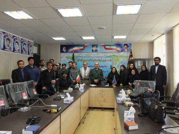 مدیر بسیج رسانه شهرستان گچساران معرفی شد
