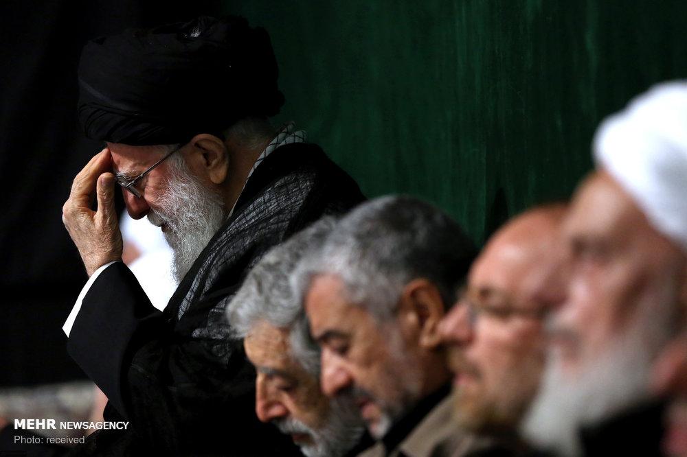 عزاداری ایام محرم ۱۴۴۰ در حسینیه امام خمینی(ره)