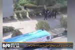 فیلمی جدید از درگیری نیروهای امنیتی با تروریست ها در اهواز