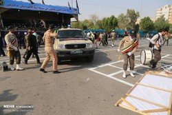 Several casualties in terror attack on military parade in Ahvaz