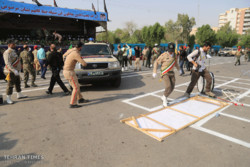 Terror attack on military parade in southern Iran