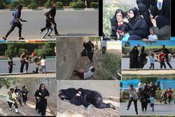 اعتداء إرهابي في الأهواز خلال استعراض عسكري يوقع ضحايا مدنيين وعسكريين