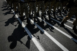رژه ۳۱ شهریور نیروهای مسلح در استانها - ۱