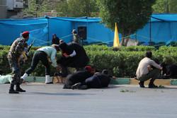 الإرهابيون خبأوا أسلحتهم بالقرب من مكان الحادث