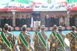 مراسم رژه نیروهای مسلح در سیستان و بلوچستان برگزار شد