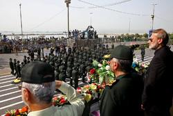 رژه ۳۱ شهریور نیروهای مسلح بندر عباس