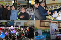 ایستگاه «دوستی با آب» در مدارس جنوب شرق تهران برپا شد