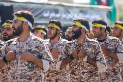 رژه هفته دفاع مقدس در نوشهر برگزار شد