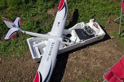 هواپیمای بدون موتوری که از عقاب باهوش تر است