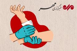 کمکهای اولیه به مجروحان تیراندازی/روش صحیح بند آوردن خونریزی
