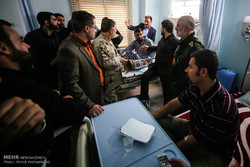 عیادت نمایندگان رهبری از مجروحین و دیدار با خانواده شهدای حمله تروریستی اهواز