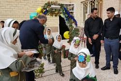ورود ۲۵۵۰ دانشآموز کلاس اولی به مدارس شهرستان نهاوند