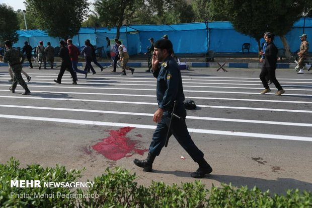 Death toll rises to 25 at Ahvaz military parade terror attack