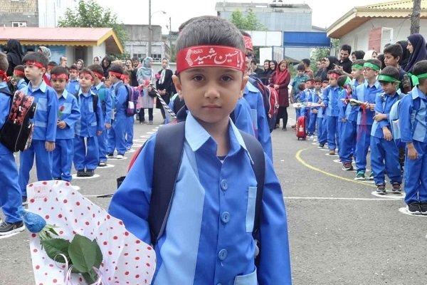 سرانه آموزشی مازندران ۵ مترمربع است/ افتتاح ۲۰۰ کلاس درس