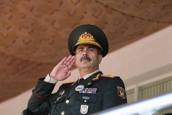 Azerbaycan Savunma Bakanı Abu Dabi'de