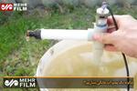 چگونه یک پمپ آب خانگی بسازیم؟!