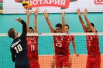 FIVB World C'ship ends for Iran after 0-3 loss to US