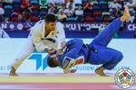 Iran's Mollaei snatches gold at 2018 World Judo C'ships