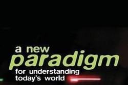 کتاب «پارادایم جدید» منتشر شد
